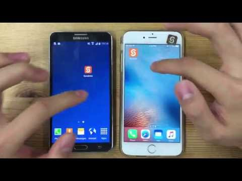 Easiest Way To Transfer Files Between Android And IPhone Really Fast!