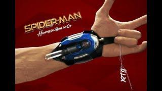 functional Web Shooter  Как сделать паутину Человека Паука. Part - 1