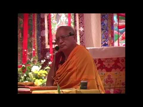 Lama Zopa Rinpoche 2011: Freedom worth more than skies of gold, diamonds and sapphires