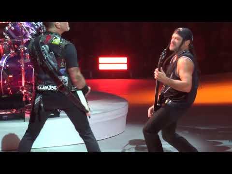 Metallica  Blitzkrieg @Ziggo Dome Amsterdam 06092017
