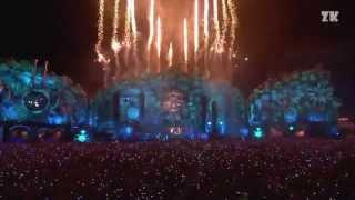 Dimitri Vegas Like Mike (Seven Nation Army mashup) Live at Tomorrowland 2014
