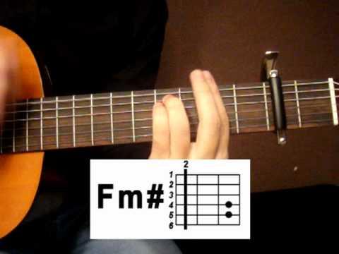Самая легкая песня на гитаре. Простые аккорды.