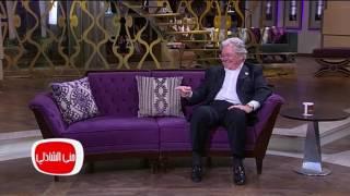معكم منى الشاذلي - لقاء خاص مع الفنان الكبير حسين فهمي ( الجزء الثالث)