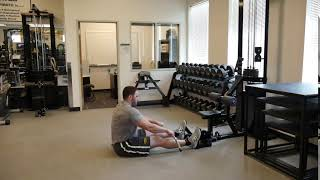 Overhand Cable Row