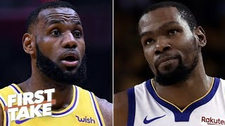 Starting a franchise around LeBron or KD would be ridiculous - Max Kellerman | First Take