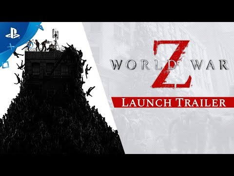 World War Z - Launch Trailer | PS4