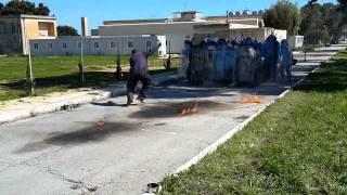 Anti-terrorist Training By The Maltese Army (1)