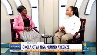 Okola Otya nga Munno Ayenze| Sanyuka Morning Express