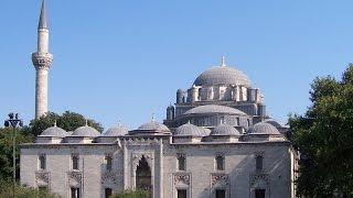 Stambuł - Meczet Bajazyta - Bayezid Camii - Bayezid II Mosque - Plac Bajazyta - Istanbul - Turcja
