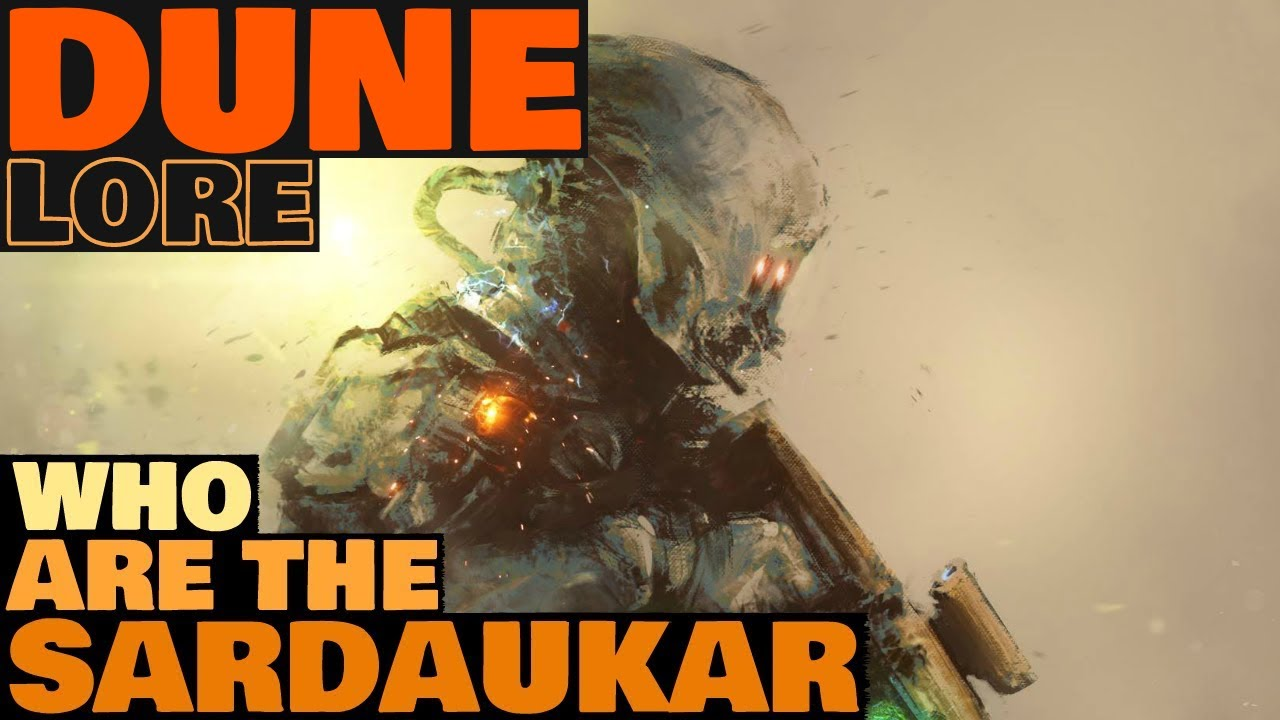 Dune Lore Who Are The Sardaukar Dune 2021 Youtube
