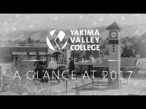 A quick look at Yakima Valley College's year in 2017.