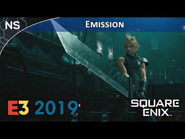 E3 2019 : Conférence Square Enix | Émission #28 en Direct (NAYSHOW)