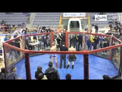 Icaro Sport. Due romagnoli al Campionato del mondo MMA