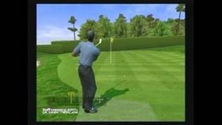 Tiger Woods PGA Tour 2001 PlayStation 2 Gameplay_2001_01_18