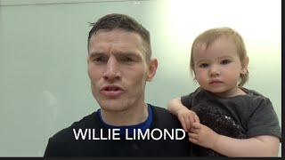 WILLIE LIMOND - 'TYRONE NURSE IS THE CHAMPION. I NEED TO BE AT MY BEST TO TAKE THAT BELT OFF OF HIM'