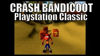 Crash Bandicoot ( Playstation Classic )