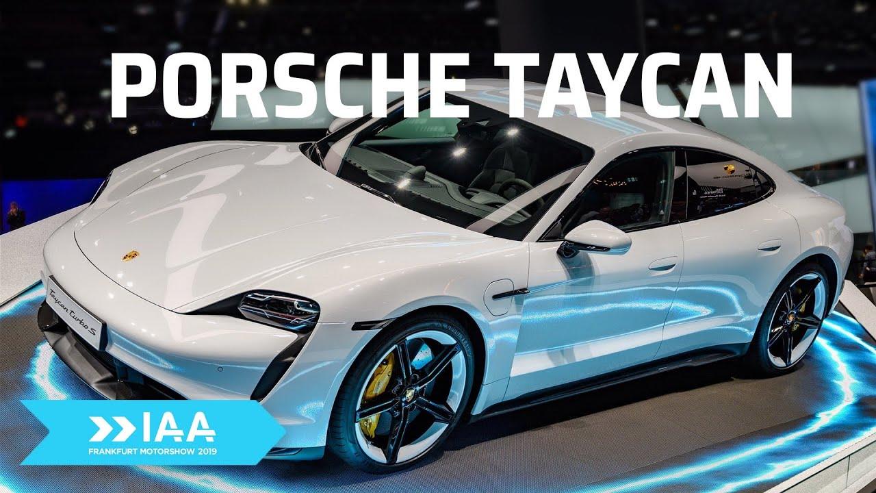 Khám phá mẫu xe Porsche Taycan Turbo S ra mắt tại Việt Nam