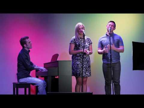 14-Song Disney Mashup (Live) - Jason Lyle Black feat. Ashley Hess and Logan Shelton