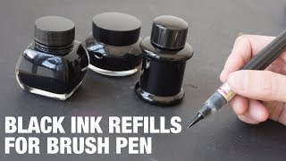 Which Ink Refill to Use for Br…