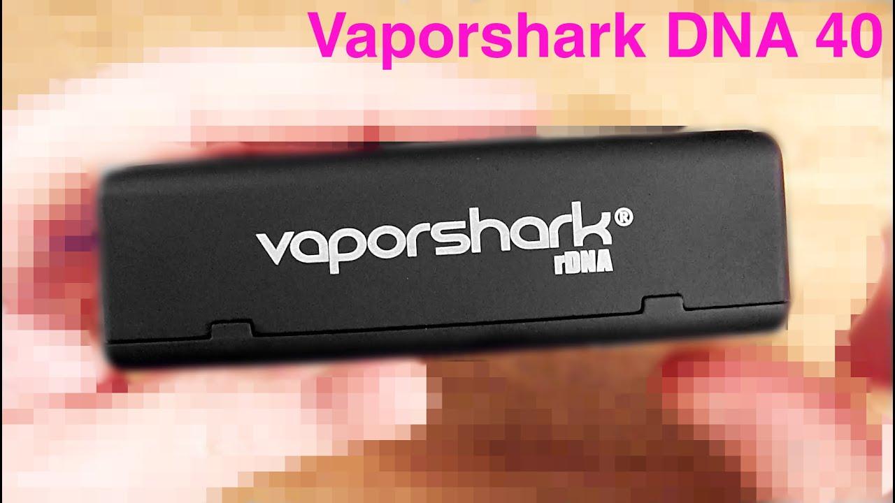 vaporshark rdna 40 youtube