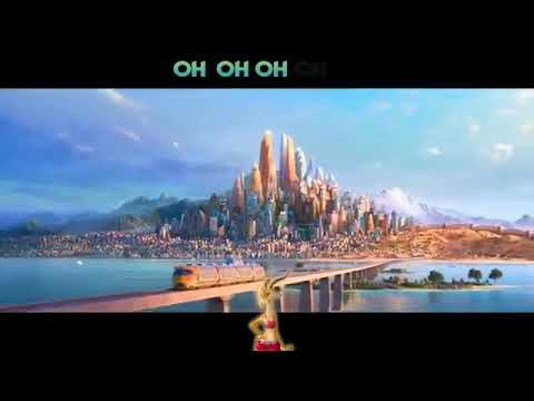 Download Shakira {Gazelle] - try everything (with lyrics)from zootopia