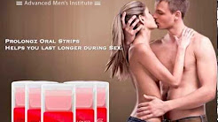 Prolongz Oral Strips