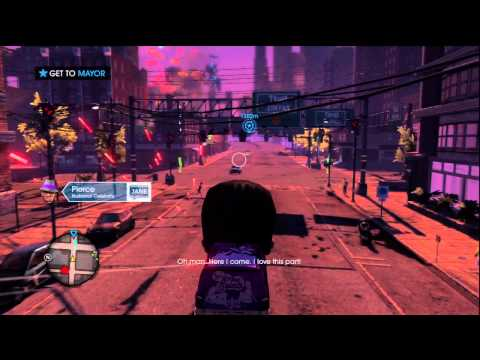 Saints Row 4 Enter The Dominatrix Walkthrough Part 1: Save The Planet