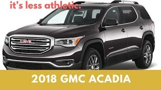 2018 GMC Acadia or Chevrolet Traverse? - REVIEW NEW CAR 2018