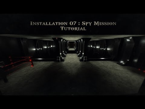 Rust - Installation 07 Spy Mission Tutorial (Keirox Custom Maps)
