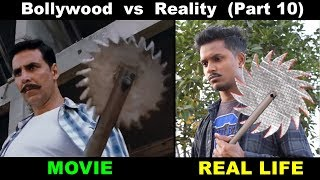 Bollywood vs Reality 10  Expectation vs Reality  OYE TV