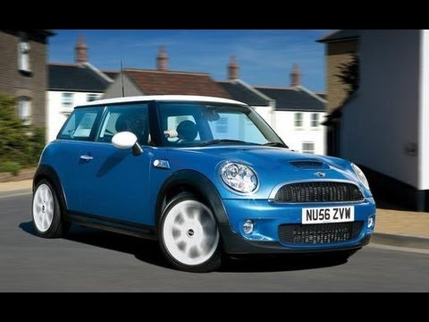 2008 Mini Cooper S Car And Driver Youtube