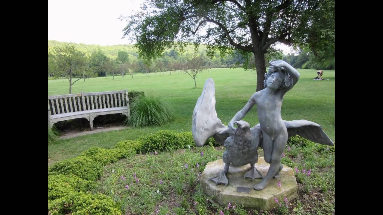 Radiant Gardens: NJ Botanical Gardens, Ringwood Manor, NJ