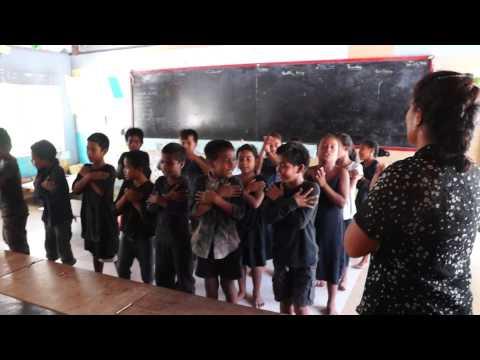 Christmas Island (Kiritimati) anthem, Kiribati, Oceania