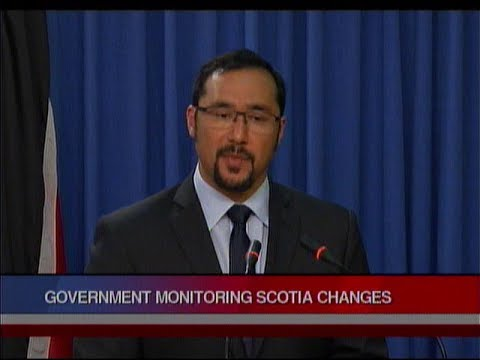 Government Monitoring Scotia Changes
