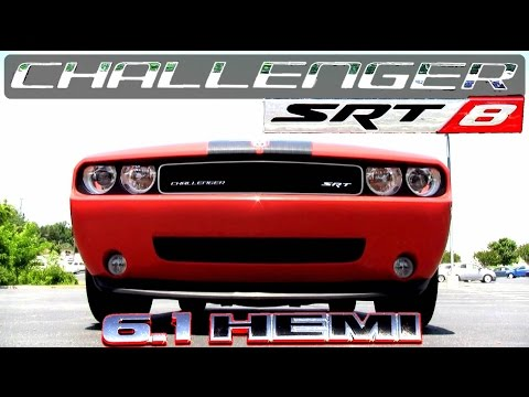 Dodge Challenger SRT8 6.1 HEMI Pure Sound