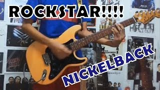 """Hey guys checkout my""""rockstar""""guitar coverguitar tuning: standard emy guitar chords and tab?? just subscribe chat me on my facebook (link below) or leave..."""