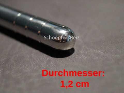 SchoepfersReiz.de - 19,5/1,2 cm Extrem Stab - Urethral Sounding - Dilator