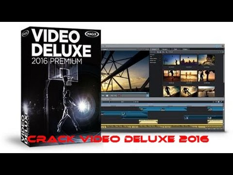 comment cracker MAGIX video deluxe premium 2016