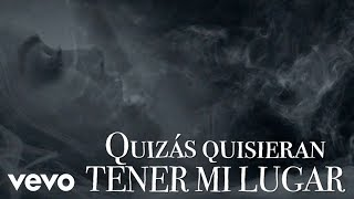 Chiquis Rivera - Quisieran Tener Mi Lugar (Lyric Video) ft. Jenni Rivera