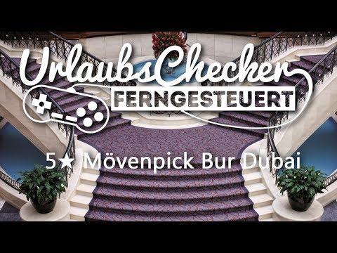 5 ★ Mövenpick Bur Dubai | V.A.E.