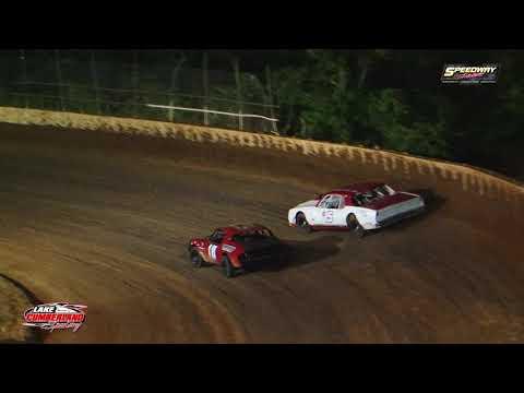 Lake Cumberland Speedway Hobby Stock June 15, 2019