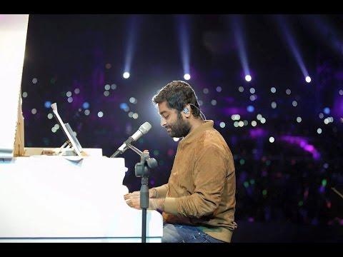 Arijit Singh Symphony Live Concert Best Moment At Ahmedabad