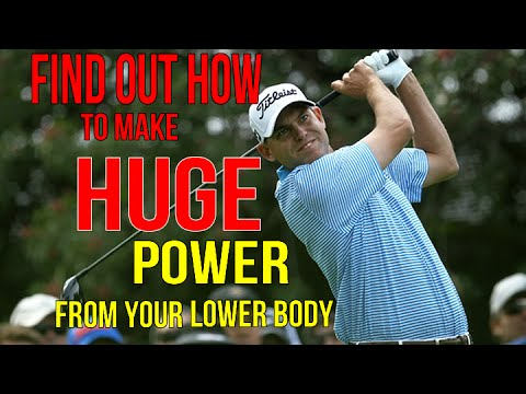 Bill Haas - Power from the ground up