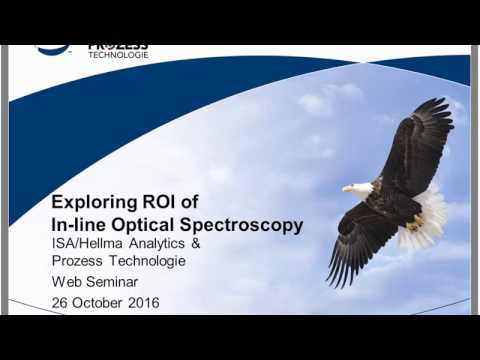 Exploring ROI of optical spectroscopy for in-line moisture measurements in process manufacturing