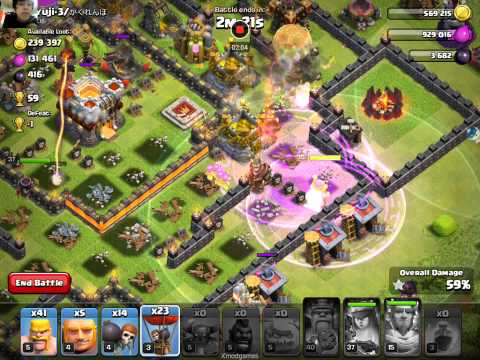 Clash Of Clans) Sandbox Mode