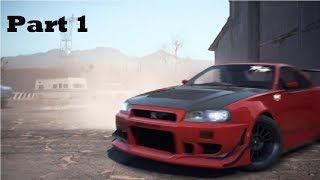 Need for Speed Payback Walkthrough Part 1