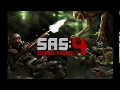 SAS: Zombie Assault 4 Official Trailer