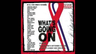 Britney Spears - What's Going On (Artists Against AIDS Worldwide Tribute)