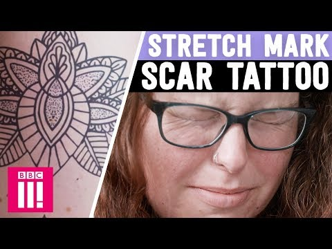"""""""I View My Stretch Marks As My Self Harm Scars"""" I A Tattoo to Change Your Life"""