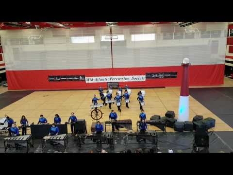 Southern Regional Indoor Drumline 2017 MAPS Championships